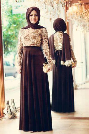 ملابس محجبات 2017 شيك (2)