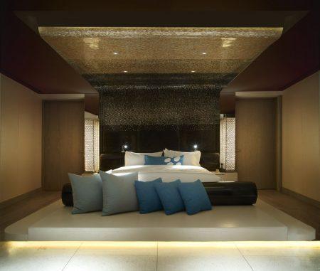 غرف نوم مودرن كاملة للعرسان باحدث الالوان 2017 (3)