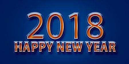 تهنئة براس السنة الميلادية 2018 (3)