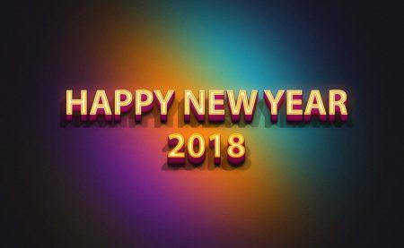 صور تهنئة 2018 مكتوب عليها happy new year (2)