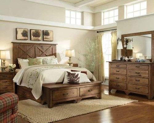 غرف نوم كلاسيك (1)