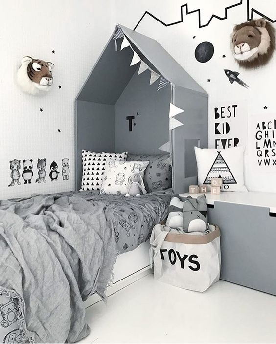 Children rooms decor 2018 (1)