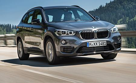 bmw x1 car wallpapers (1)
