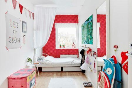 احدث ديكورات غرف اطفال 2018 صور ديكورات غرف للأطفال (2)