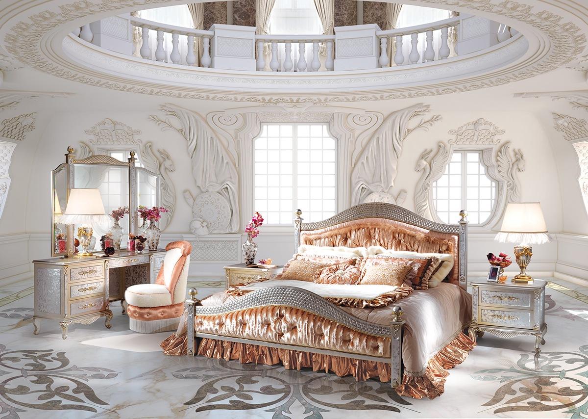 2018 - Camera da letto barocco moderno ...