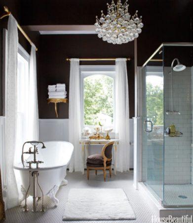 حمامات حديثة مودرن 2018 ديكور فخم (1)