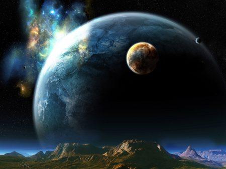 خلفيات فضاء اندرويد (1)
