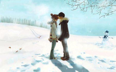 خلفيات و رمزيات عن عيد الحب (4)