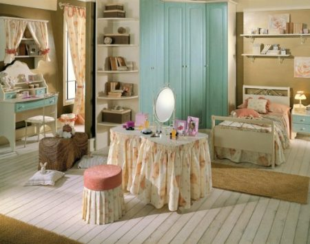 ديكورات غرف اطفال 2018 تشطيبات غرف اولاد وبنات (1)