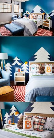 ديكورات غرف اطفال 2018 جميلة جدا احدث موضة ديكور غرف اولاد وبنات (1)