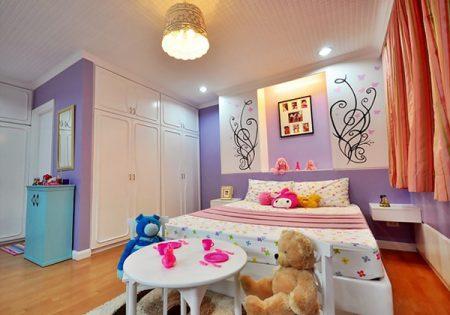 ديكورات غرف اطفال 2018 (3)