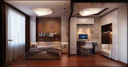 ديكورات غرف نوم 2018 جديدة عصرية (1)