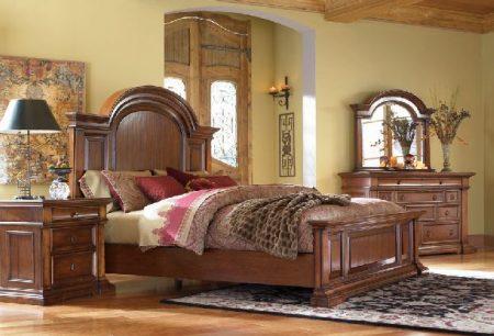 ديكورات غرف نوم 2018 غرف رئيسية كبيرة للنوم (1)