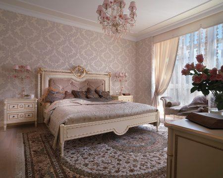 ديكورات غرف نوم 2018 غرف رئيسية كبيرة للنوم (3)