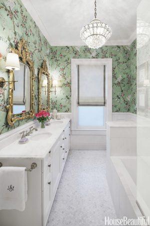 صور عصرية ديكورات حمامات جديدة 2018 (3)