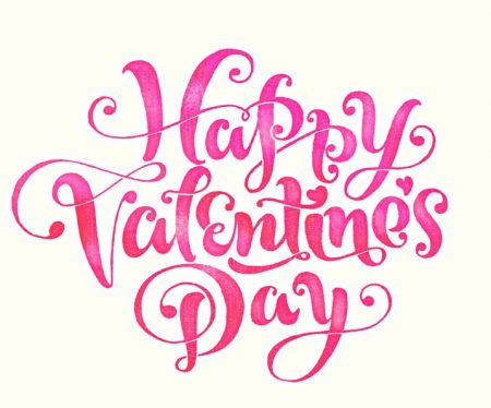 happy valentine day photo