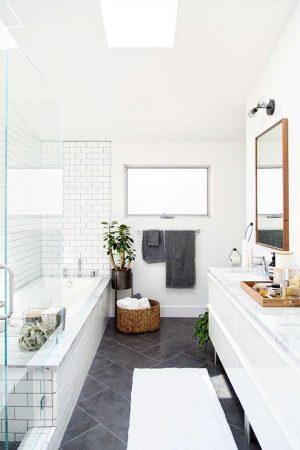 اجمل ديكورات حمامات مودرن 2018 (2)