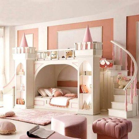 اجمل صور ديكورات غرف نوم اطفال 2018 تصميمات غرف اطفال (1)
