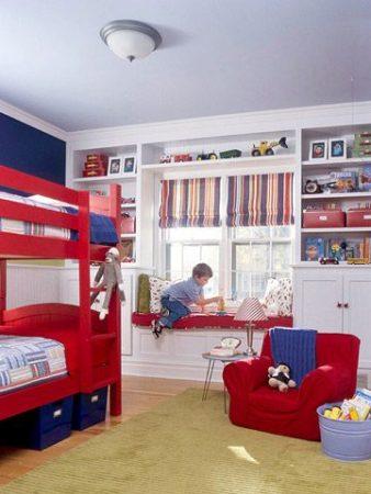 اجمل صور ديكورات غرف نوم اطفال 2018 تصميمات غرف اطفال (3)