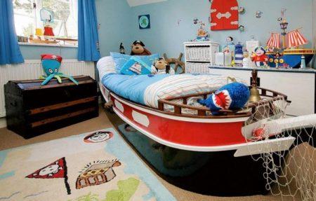 احدث صور ديكورات غرف نوم اطفال 2018 تصميمات غرف اطفال (1)