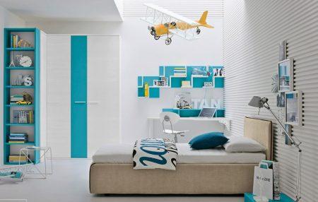احدث صور ديكورات غرف نوم اطفال 2018 تصميمات غرف اطفال (2)