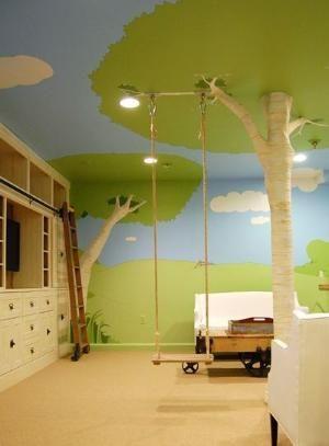 احدث صور ديكورات غرف نوم اطفال 2018 تصميمات غرف اطفال (3)