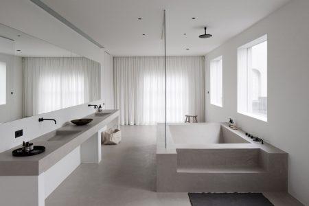 ديكورات حمامات مودرن جميلة جدا (1)