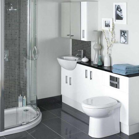 ديكورات حمامات مودرن (2)