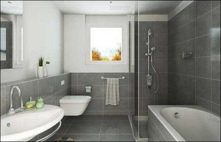 ديكورات حمامات 2018 حديثة (1)