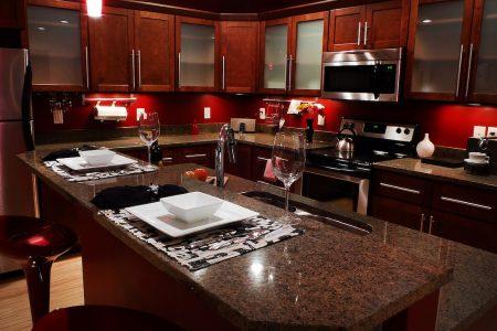 ديكور مطبخ شيك جدا (3)
