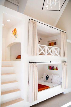 صور ديكورات غرف نوم اطفال 2018 تصميمات غرف اطفال حلوة (1)