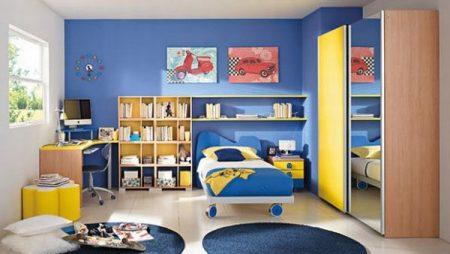 صور ديكورات غرف نوم اطفال 2018 تصميمات غرف اطفال حلوة (3)