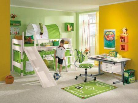 صور ديكورات غرف نوم اطفال 2018 تصميمات غرف اطفال (1)