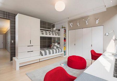 صور ديكورات غرف نوم اطفال 2018 تصميمات غرف اطفال (2)