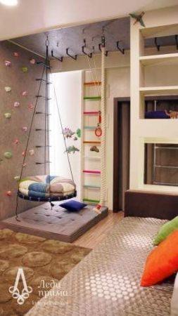 صور ديكورات غرف نوم اطفال 2018 تصميمات (1)