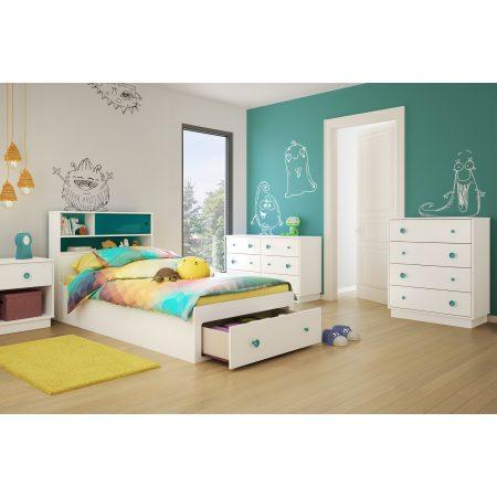 صور ديكورات غرف نوم اطفال 2018 تصميمات (2)