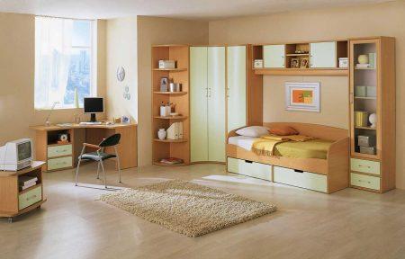 صور ديكورات غرف نوم اطفال 2018 تصميمات (3)