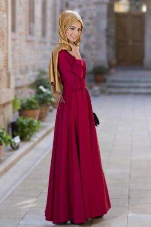 ملابس بنات محجبات (2)