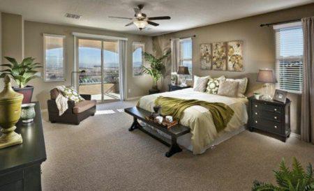 احدث ديكورات غرف نوم جديدة مودرن عصرية (2)