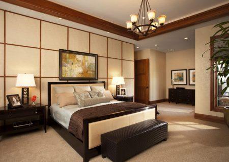 احدث ديكورات غرف نوم عصرية (2)