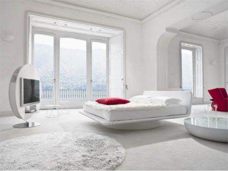 احدث ديكورات غرف نوم عصرية (3)