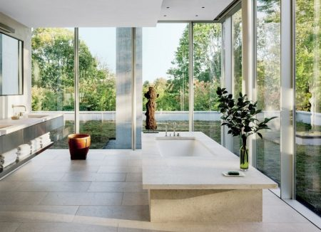 صور حمامات 2018 ديكورات حمامات مودرن فخمة جديدة 16