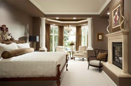 احدث صور ديكورات غرف نوم جديدة مميزة فخمة (1)