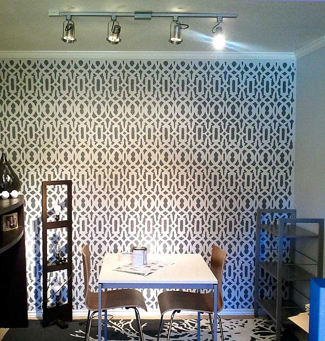 استنسل حوائط احدث اشكال رسومات استنسل جدران (1)