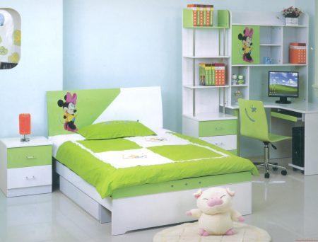 اشكال غرف اطفال (1)