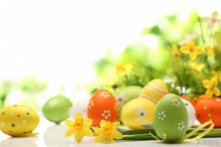 خلفيات بيض شم النسيم (1)
