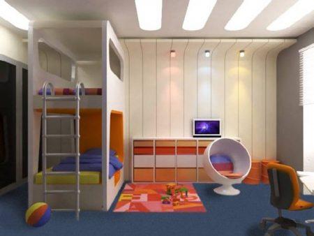 دهان غرفة الاطفال (1)
