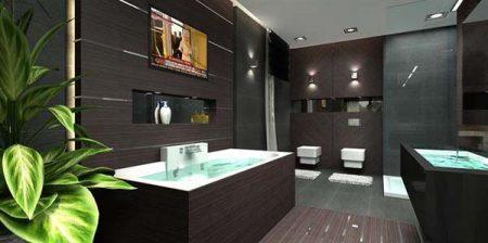 ديكورات حمامات جميلة جدا (1)