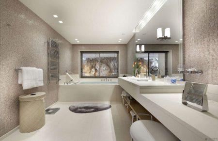 ديكورات حمامات جميلة جدا (2)