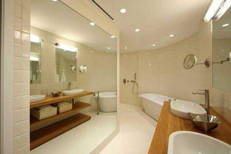 ديكورات حمامات فلل و قصور (1)
